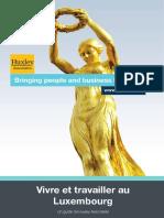 Vivre Et Travailler Au Luxembourg