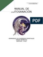 Manual de Autosanacion