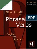Dictionary Phrasal Verbs Spanish English