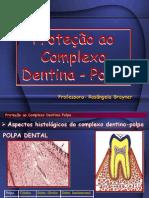 proteção complexo dentinopulpar tsb f