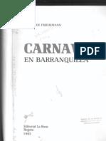 Carnaval en Barranquilla-Nina S. de Friedemann