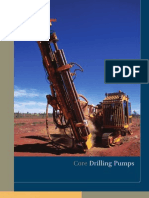 FMC Core Drilling Pumps Catalog Copy