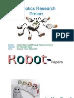 7r Julie - Pet Robot.