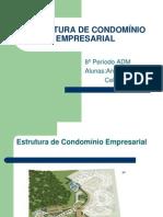 ESTRUTURA DE CONDOMÍNIO EMPRESARIAL.ppt
