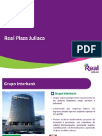 Analisis Real Plaza Juliaca