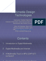 01-Introduction to Multimedia
