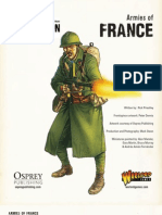 133659846 Bolt Action French Army List PDF