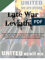 FOW Late War Leviathians