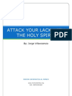 01 - Attack Your Lack With the Holy Spirit