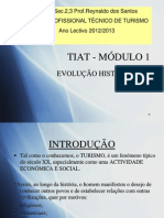 Evoluao Do Turismo-tiatmodulo1