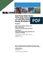 Heat Pump Water