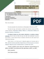 Tecnico - Legislacao MPU 2013 - Renan Araujo - Aula 4-5