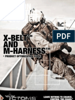 X-Belt/M-Harness POG