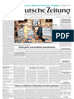 Suddeutsche Zeitung 20110428