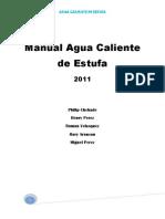 Manual Agua Caliente de Estufa