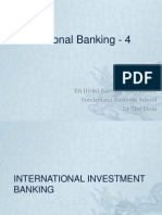 International Banking - 4