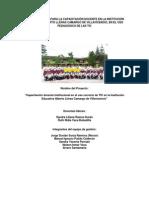 PLAN DE GESTIÓN PARA LA CAPACITACIÓN DOCENTE EN LA INSTITUCIÓN EDUCATIVA