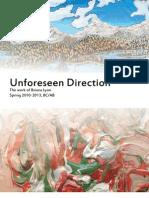 unforeseen direction catalogue