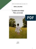 Cuaderno de Trabajo Pide y Se Te Dara - Hicks