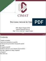 1. Brevisimo Tutorial de OpenMP