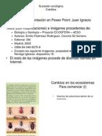 Sucesión ecológica_4ESO