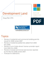2009 Kootenai County Market Forum Development Land Slides