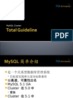 Mysql Cluster 2