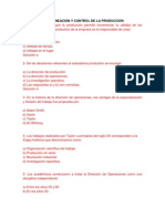 Cuestionario Resuelto de Planeacion y Control de La Produccion