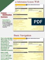 SISWeb Lesson Basics