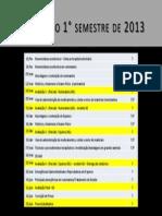 Calendário Práticas Veterinárias