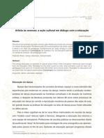 MARQUES, Isabel. Artista às avessas - a ação cultural em diálogo com a educação.pdf