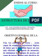 Presentacion-estructura de Datos i