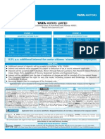 Tata Fixed Deposit Form