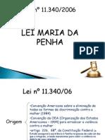 Lei Maria Da Penha