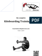 Kiteboarding Exercises Complete Training Guide V2