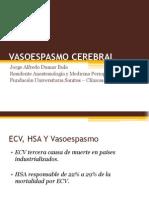Vasoespasmo Cerebral