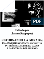 Rappaport, Joanne (ed.). 2004. Retornando La Mirada