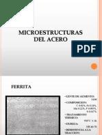 Microestructura Del Acero