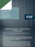 SINDROME MARFAN.pptx