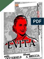 Evita. Oesterheld- Breccia