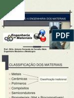 Intr. Materiais Metropolitana 13.1
