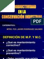 DIPLOMADO EN CONSERVACION INDUSTRIAL.ppt