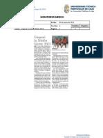 Informe de Prensa Semana Del 10 Al 17 de Mayo