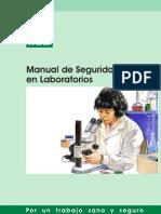 Manual de Seguridad en Laboratorios