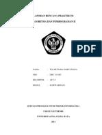 Laporan Rencana Praktikum Md2