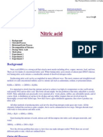 Backyard Chemistry- Nitric ..