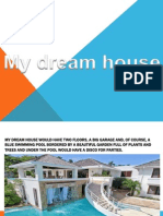 Presentación Ingles casa de los sueños