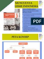 Bab 3 Munculnya Nasionalisme Di Indonesia