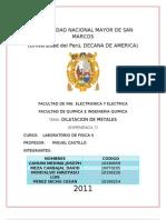 INFORME 7- DILATACION DE METALES.doc