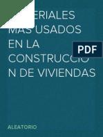 MATERIALES MAS USADOS EN LA CONSTRUCCION DE VIVIENDAS.docx